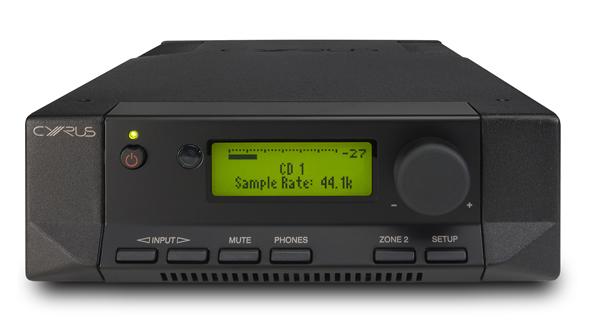 Cyrus 82 DAC (Integrated Amp)