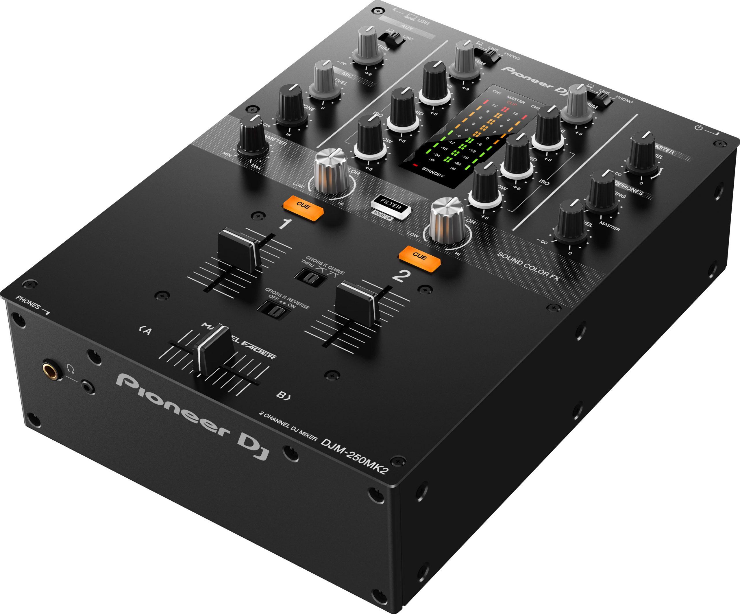 DJM-250MK2 (Two-Channel Mixer)