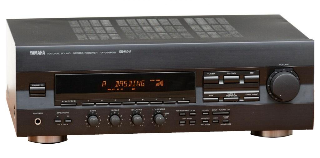 Yamaha AX-396RDS