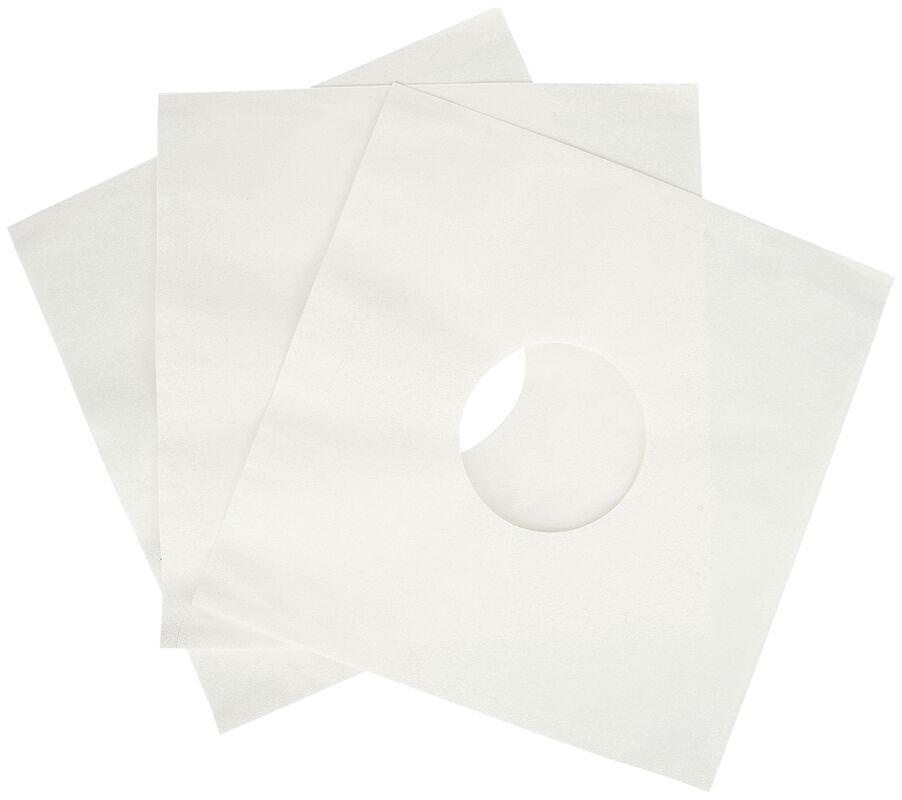 White Paper Inner Sleeves 12″