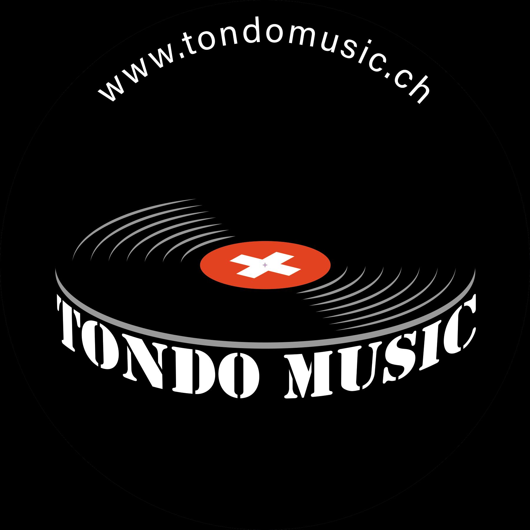 Tondo Logo Slipmat