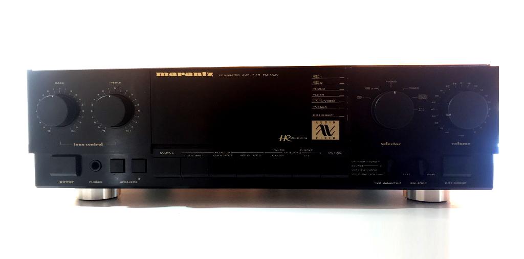 Marantz PM-65AV Audio Video Amplifier – 1989/90