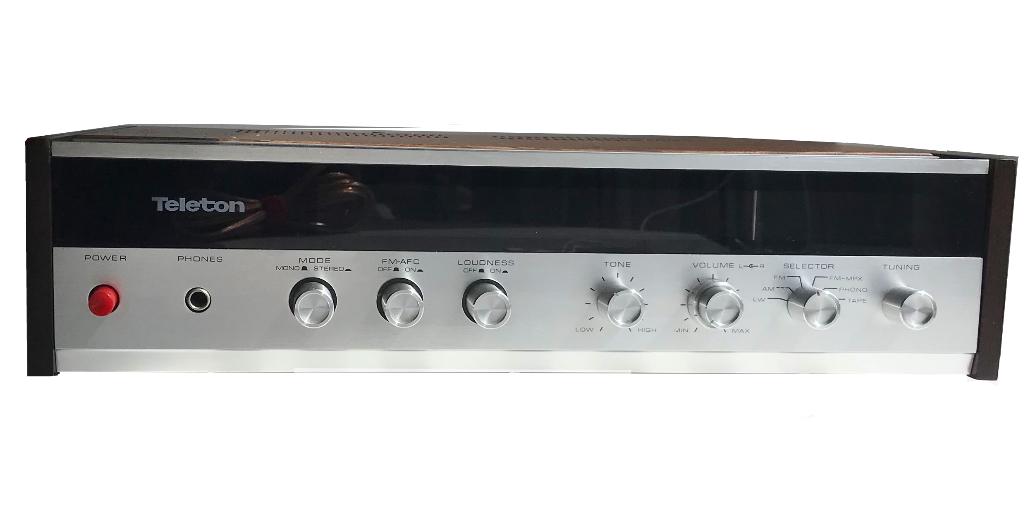 Teleton R4300LA Stereo Receiver – 1975